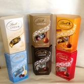Chocolates - Lindor Varieties