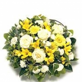 Funeral Tribute - Posy Arrangement